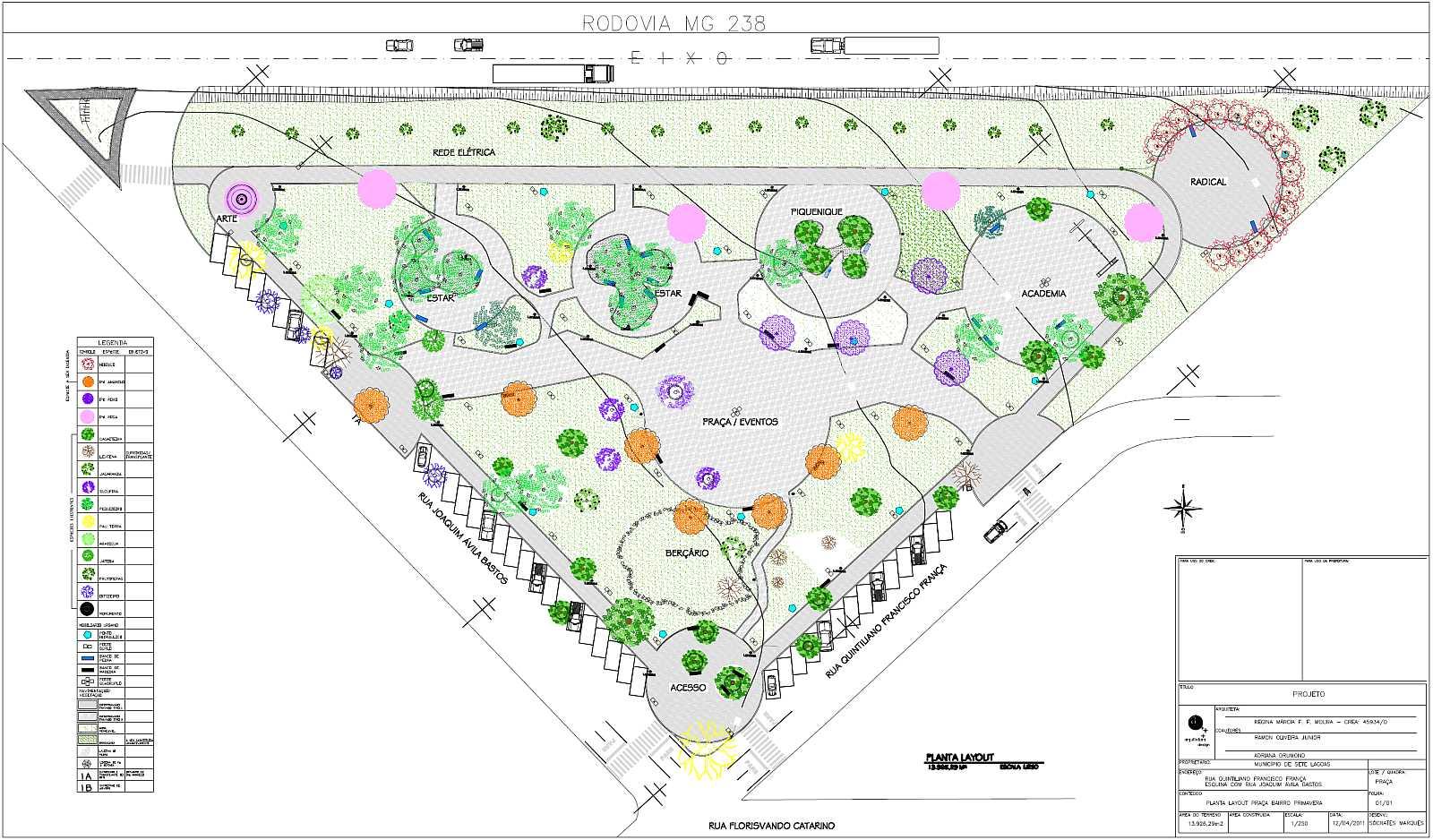 Imagens de #B46917 banco de jardim bloco cad:Abaixo algumas espécies presentes no  1600x938 px 3466 Bloco Autocad Banheiro Em Vista