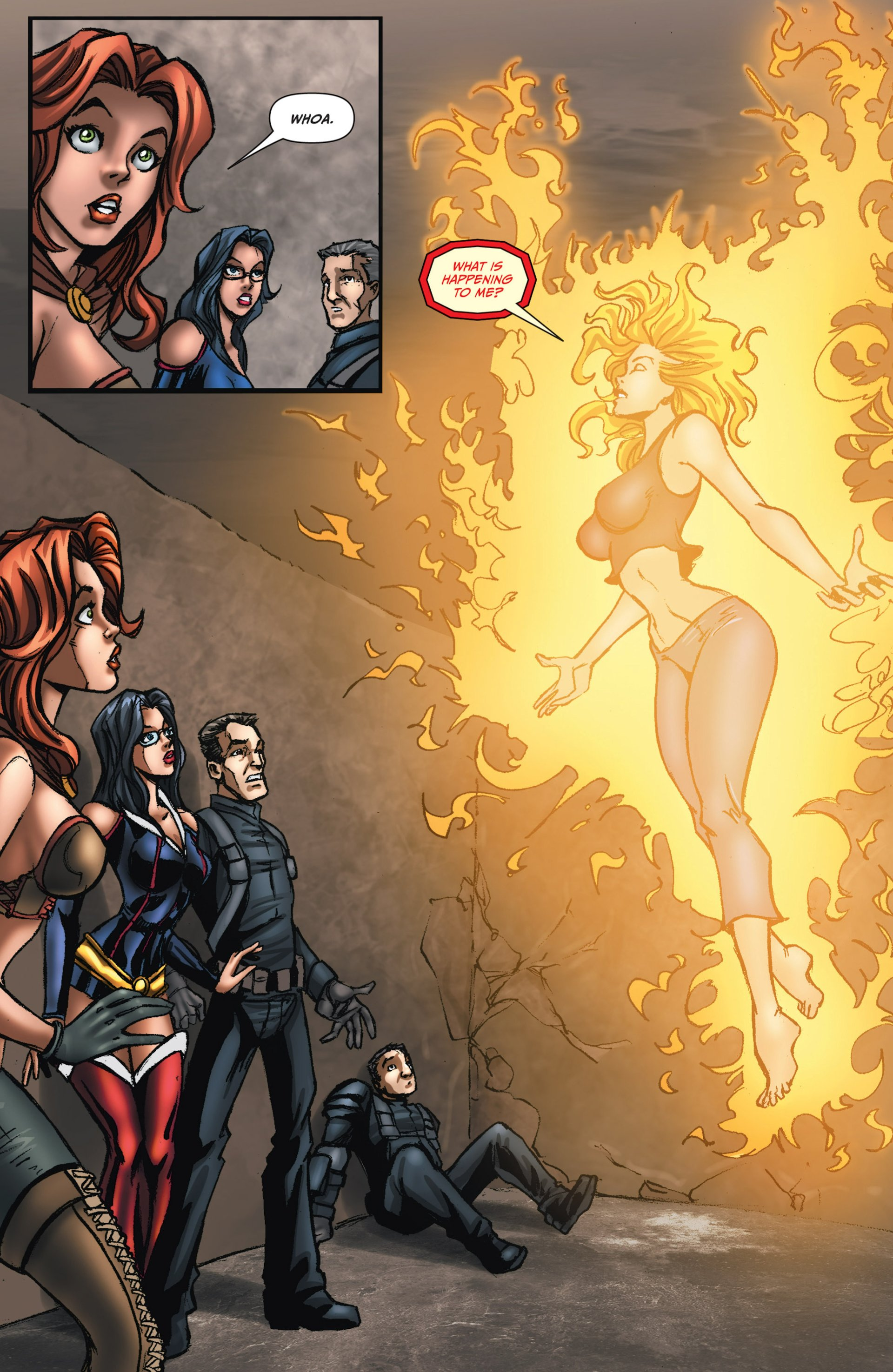 Grimm Fairy Tales (2005) Issue #86 #89 - English 21