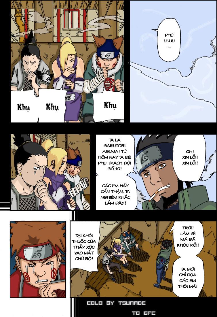 Naruto chap 328.Color Trang 10 - Mangak.info