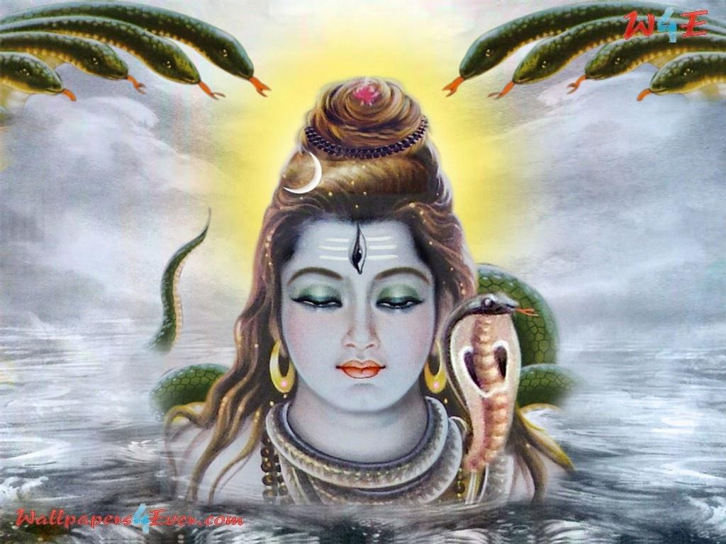 Wallpaper Gallery: Lord Shiva Wallpaper - 4