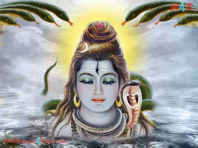wallpaper of lord shiva