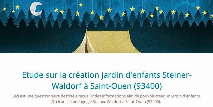 Grandir autrement à Saint-Ouen: Etude de besoin projet Jardin d ...