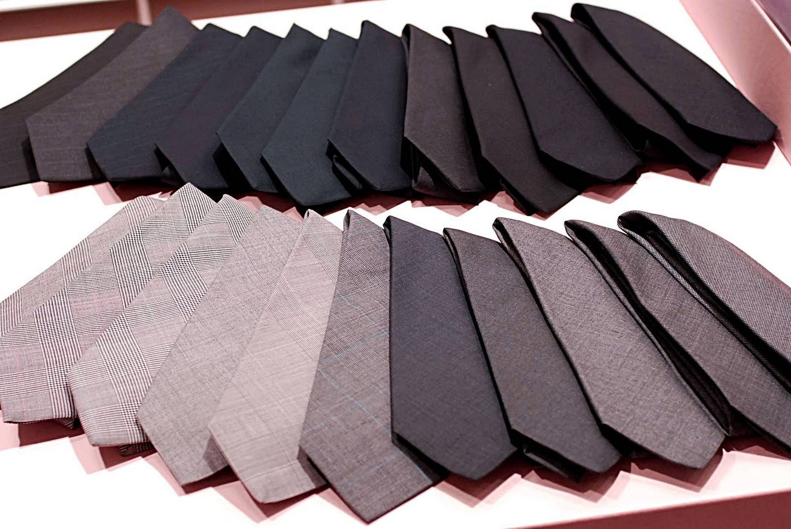 Naples Kiton Ties Permanent Style