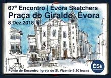 67º Encontro ÉSk | Praça do Giraldo, Évora