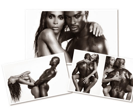Opinion naked tyson beckford sex tape