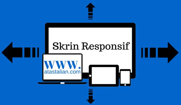 Skrin Video Responsif Untuk Blogger
