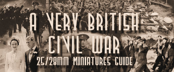 The Very British Civil War Miniatures Guide
