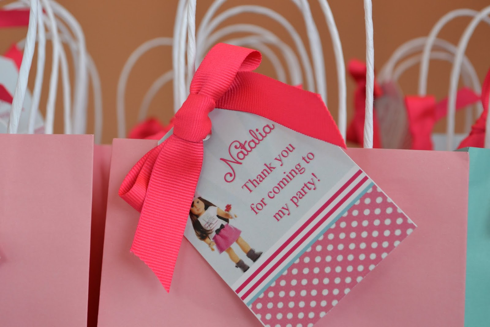 Partylicious Events PR: {American Girl Cupcake Party }