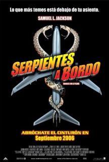 Serpientes A Bordo (2006) Español Latino