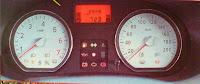 tablero odometro velocimetro renault sandero