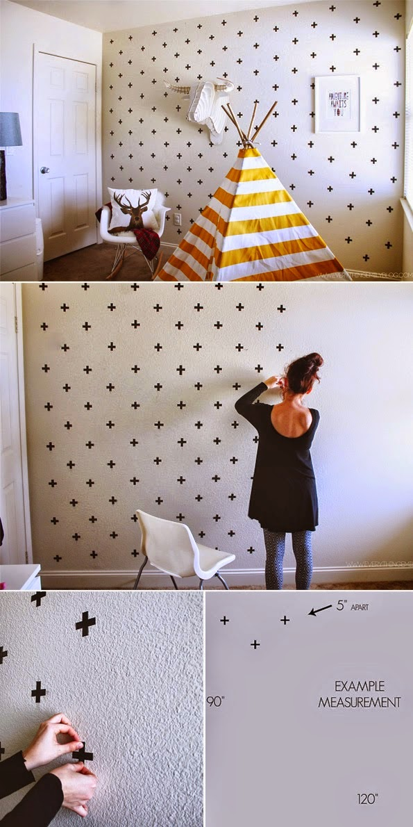 diy-decorar-pared-washi-tape-estilo-nordico-pegatinas-adhesivo-vinilo