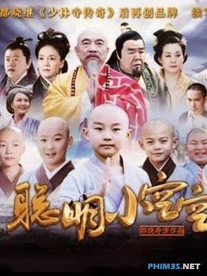Tiểu Hoà Thượng Thiếu Lâm - Smart Little Kong Kong