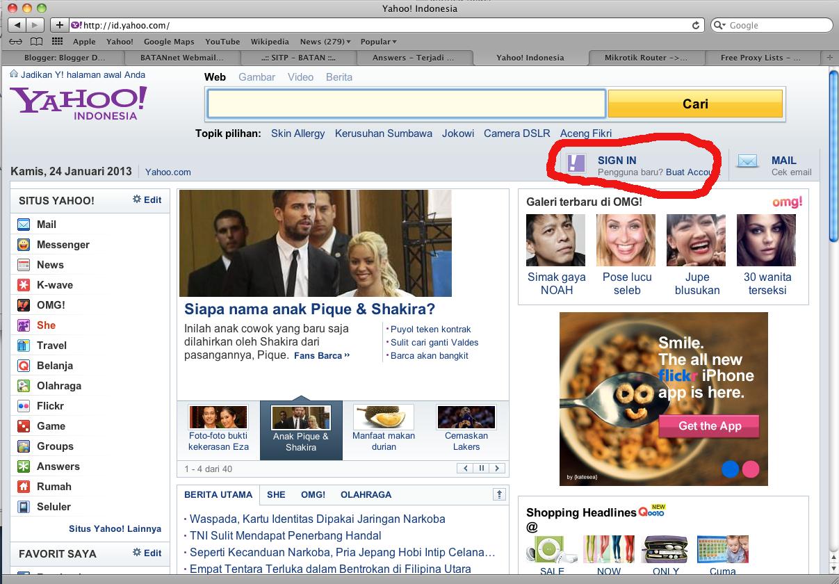 Yahoo Mail Sign In Sign out dari yahoo mail juga