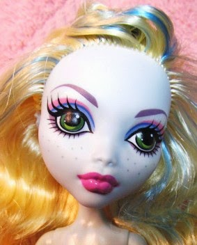 Lagoona Doll Monster High