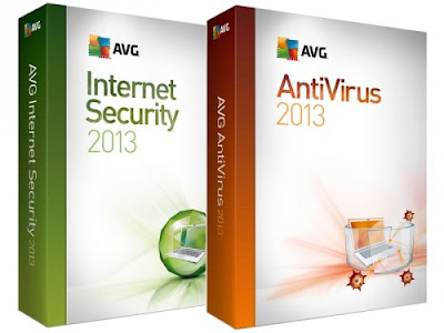 AVG Antivirus & Internet Security 2013