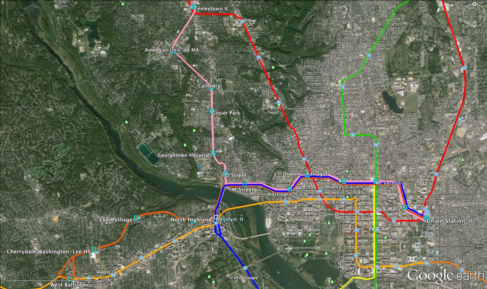 Leesburg Loop Silver Line Phase III Oil Free Greater - Washington dc silver line map