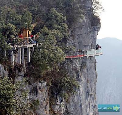جسر الرعب الأول في العالم،عالم الغرائب،أسفار،معمار