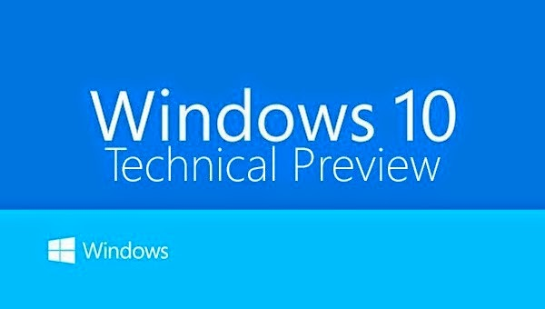 Windows 10 Technical Preview Download