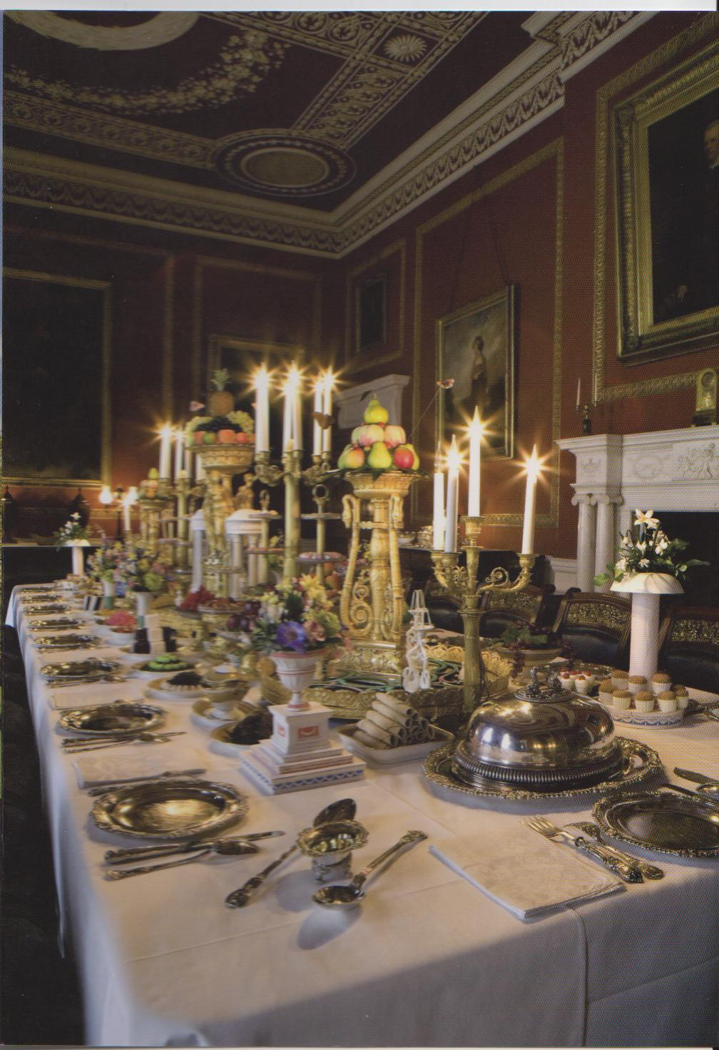 English historical fiction authors nom nom nom regency for Regency dining room
