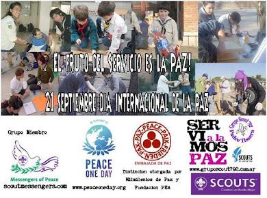 Grupo Scout 792 Padre Tissera