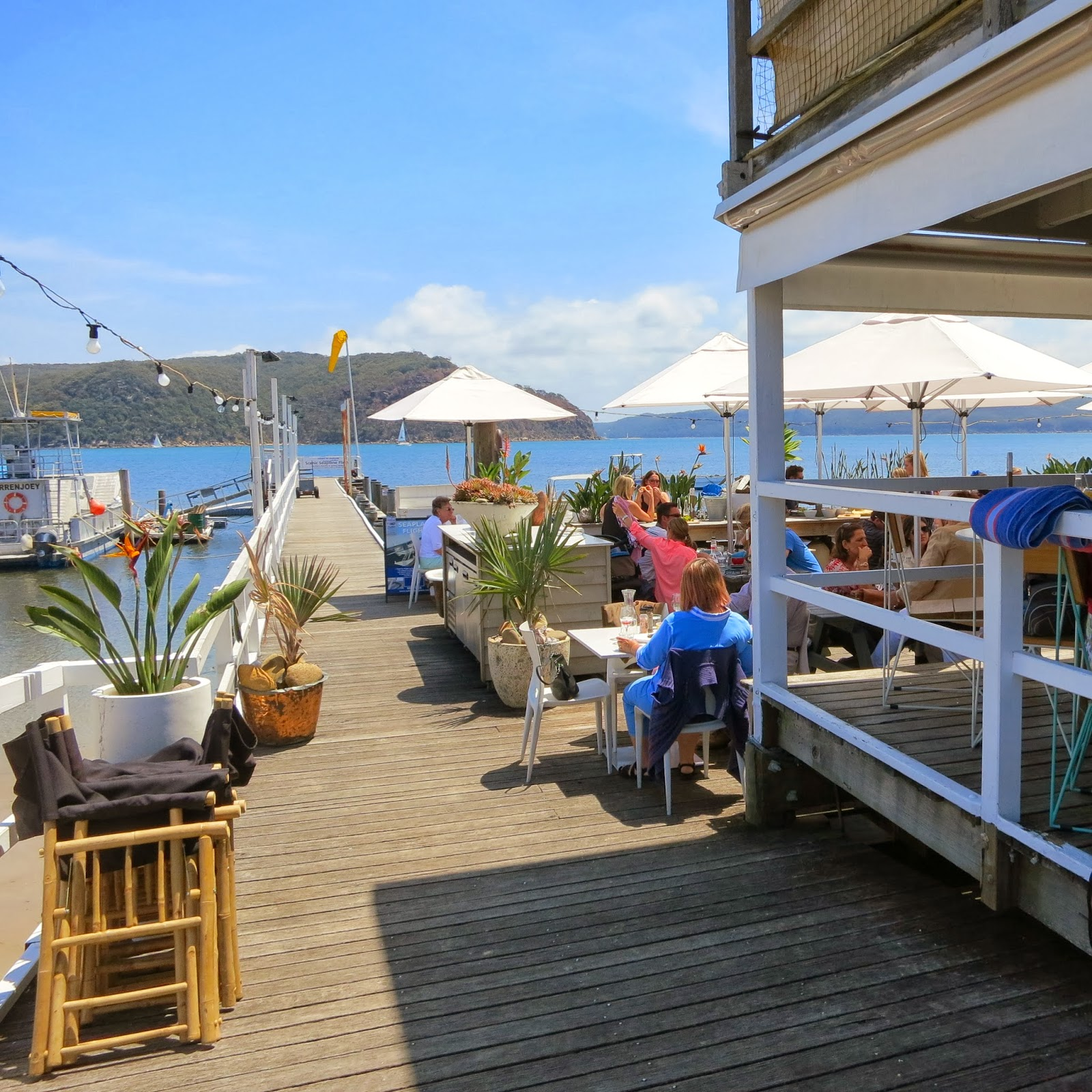 Cafes Wollongong Beach