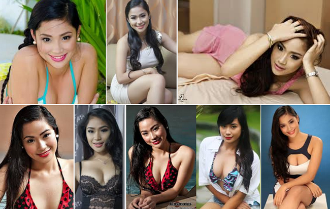 Men's Magazine Model named Alyzza Agustin Controversial Issue with Police Official's Card