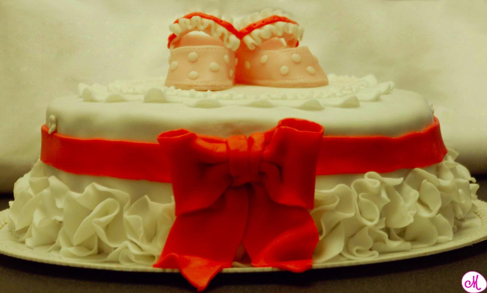 cake design battesimo nascita