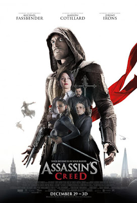 Assassin's Creed 2016 DVD Custom NTSC Latino CAM V2