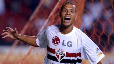 A volta do Luis Fabiano para o São Paulo