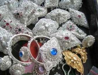 Silver Jewelry in Celuk