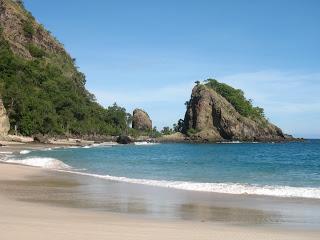 Visitindonesia; Koka Beach, Visiting A Hidden Paradise Inwards Flores