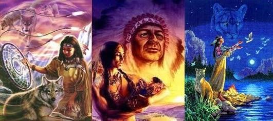 Spirit do bem nativos americano espiritualidade - Fogli da colorare nativo americano ...