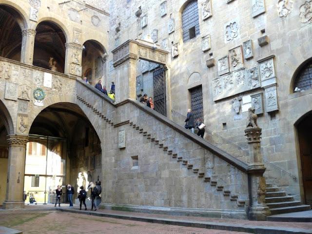 Museo Bargello Florencia Escultura