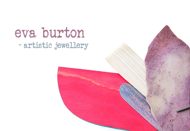 Eva Burton- Artistic Jewellery