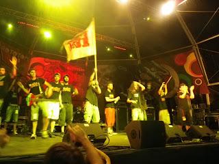 rototom, concierto 2011