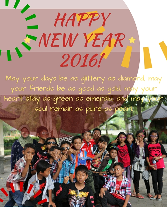 HAPPY NEW YEAR 2016 JTT