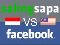 Salingsapa vs facebook