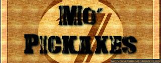 Mo' Pickaxes Mod para Minecraft 1.8