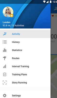 Runtastic Running PRO 6.5 Apk-Screenshot-2