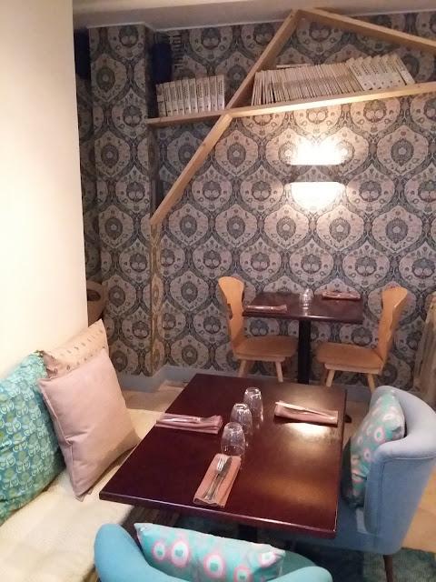 restaurant marocain la baraka Paris