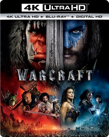 Warcraft: El Primer Encuentro de Dos Mundos 4K (2016) 2160p 4K UltraHD HDR BluRay REMUX 49GB mkv Dual Audio Dolby TrueHD ATMOS 7.1 ch
