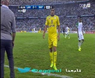 اهداف مباراة الأهلي السعودي ونفط طهران الايرانى || دورى ابطال اسيا|