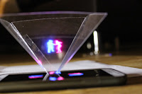إصنع هرم لتجسيم ثلاتي الأبعد خارج شاشة هاتفك بتقنية الهولوجرام 7 13/5/2015 - 7:39 م
