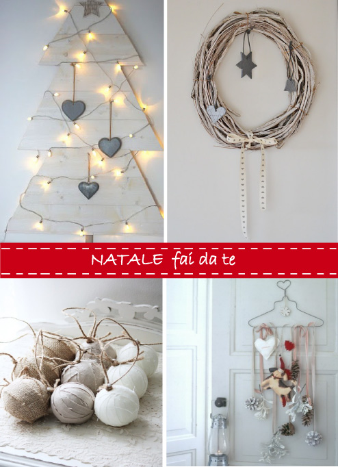 Bien-aimé Idee per un Natale fai-da-te | Blog di arredamento e interni  MJ84