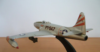 Korean War model Lockheed P-80/F-80 Shooting Star