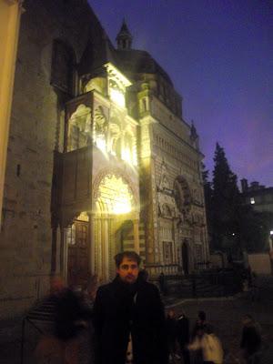 Basílica de Santa Mayor, Bérgamo