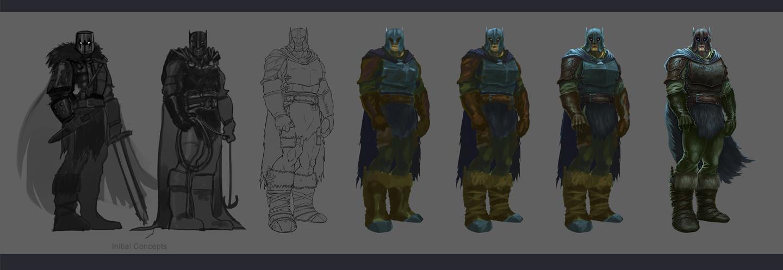 Vineeth's Blog: The Medieval Dark Knight