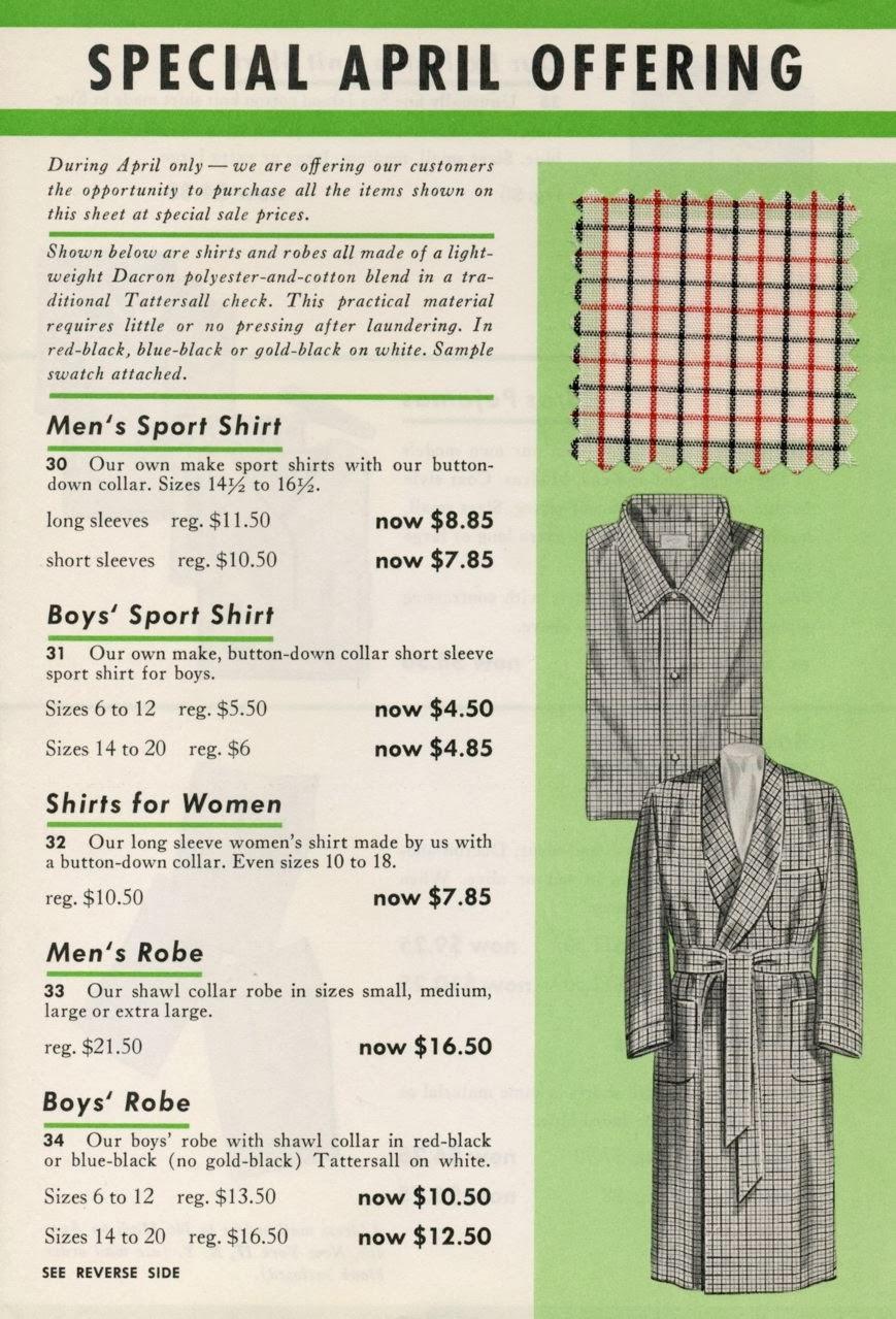 Brooks Brothers Blue Plaid Shawl Collar Cotton Robe Men's Size X Large-New w//Tag