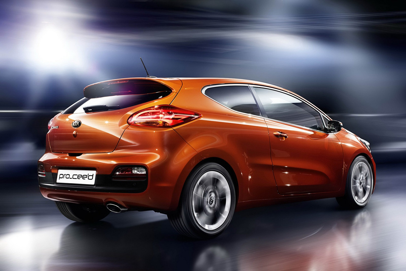 WoodysCarSite Com  2013 Kia Pro Ceed