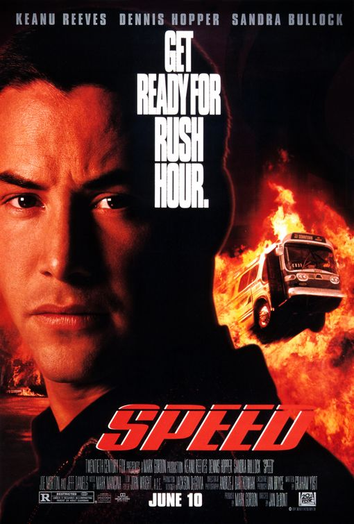 polisiye bir sinema filmi bu filmin devamı olarak cekilen speed